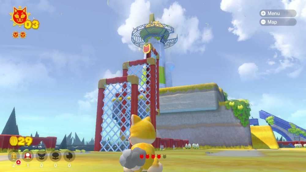 super mario 3d world, bowser's fury