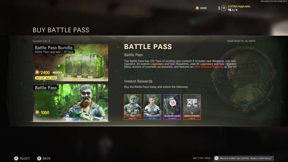cold war season 2 battle pass