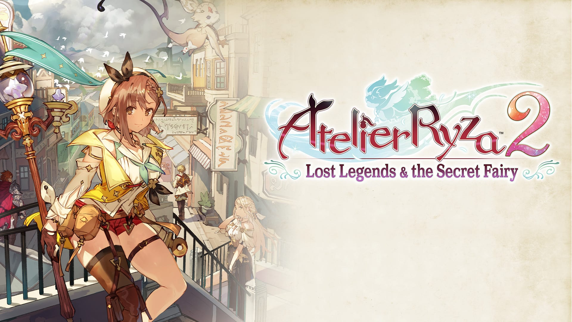 Atelier Ryza 2 Critic Review
