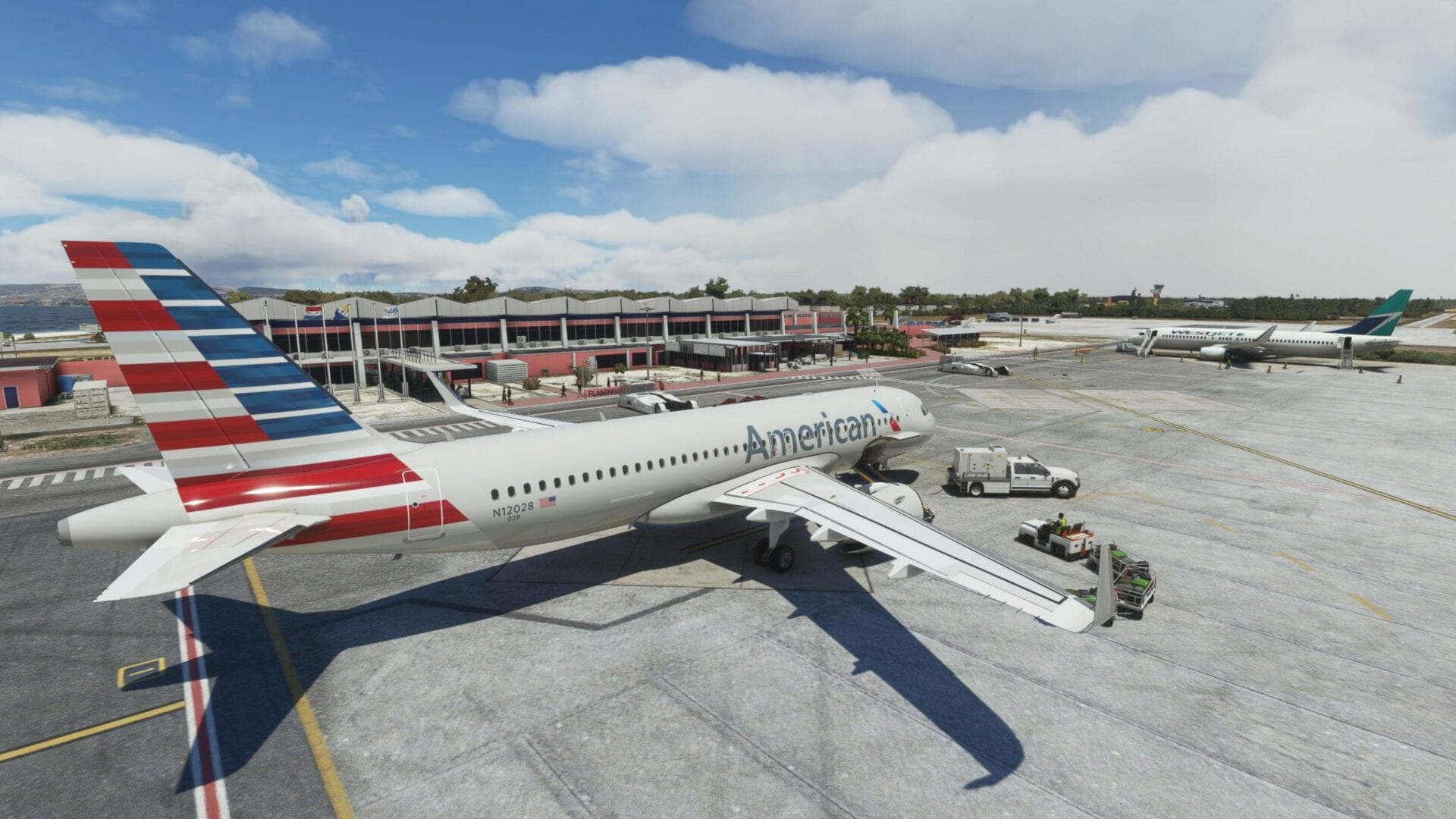 Aerosoft Airport Bonaire for Microsoft Flight Simulator Critic Review