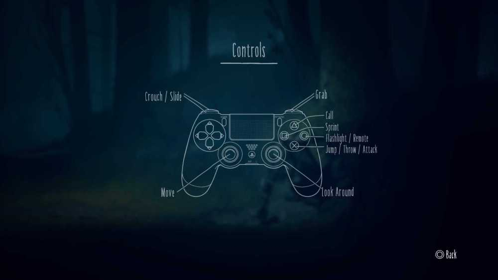 little nightmares 2 controls