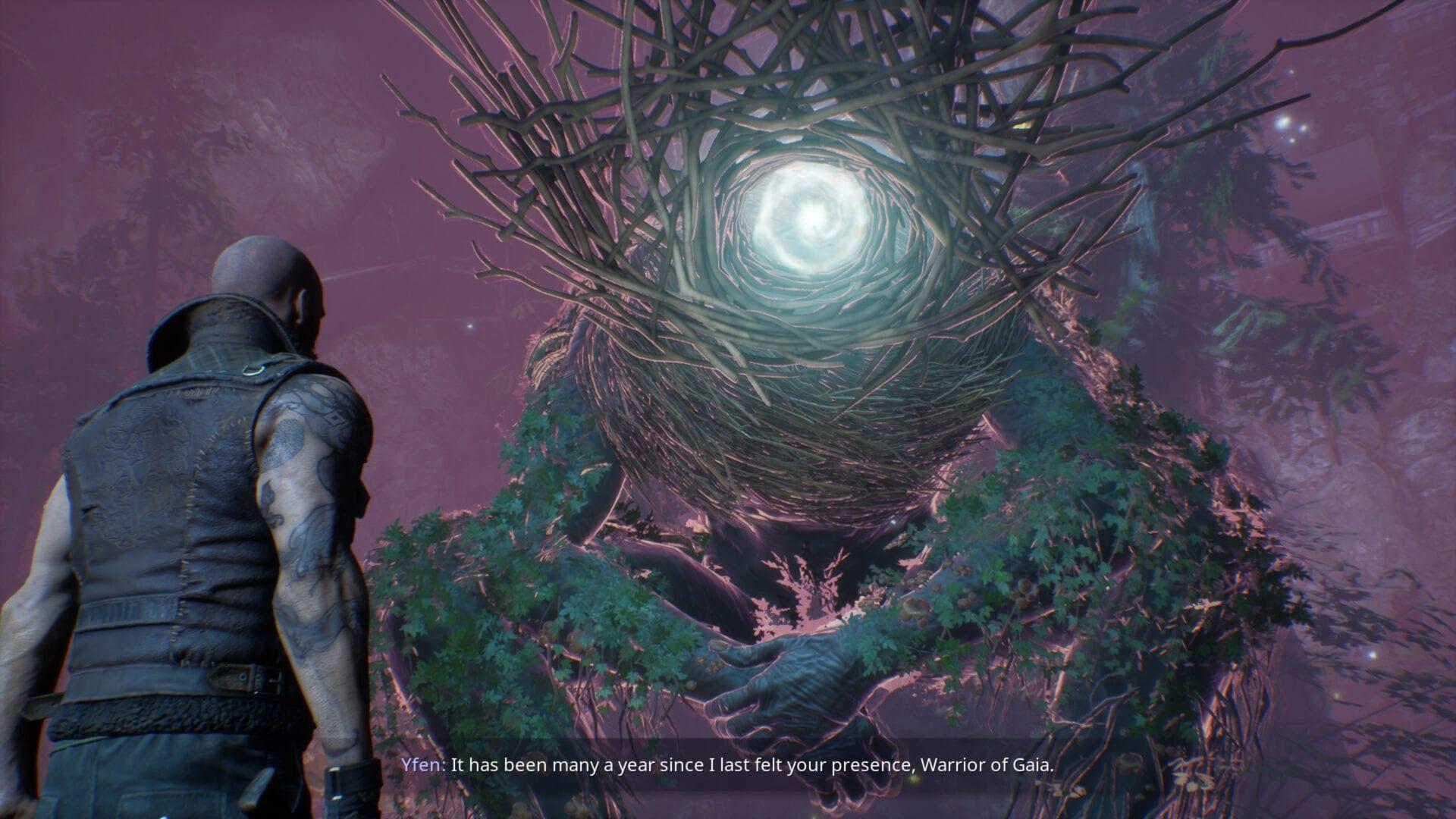 Werewolf: The Apocalypse - Earthblood Yefn