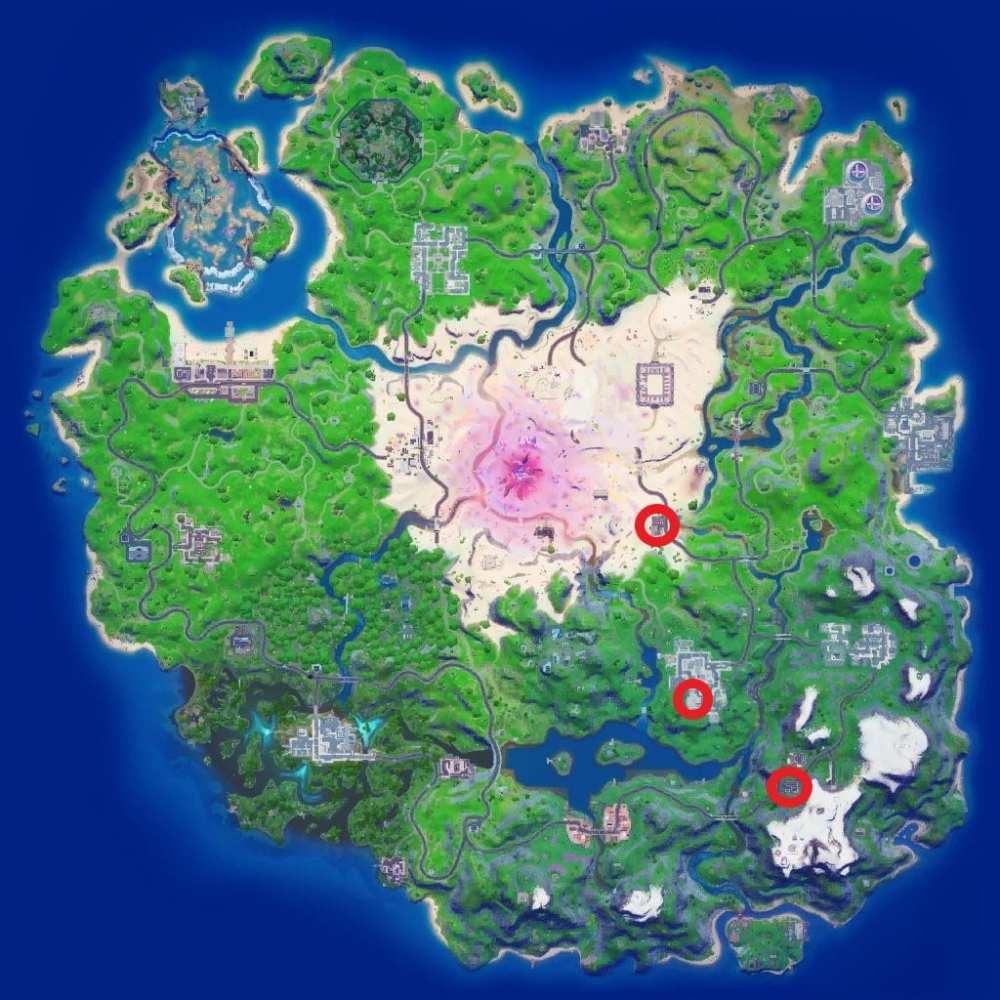 inflatable tubemen llama locations