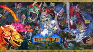 ghosts n goblins resurrection