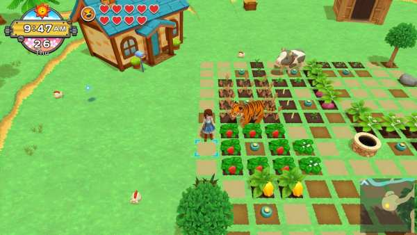 harvest moon one world preview