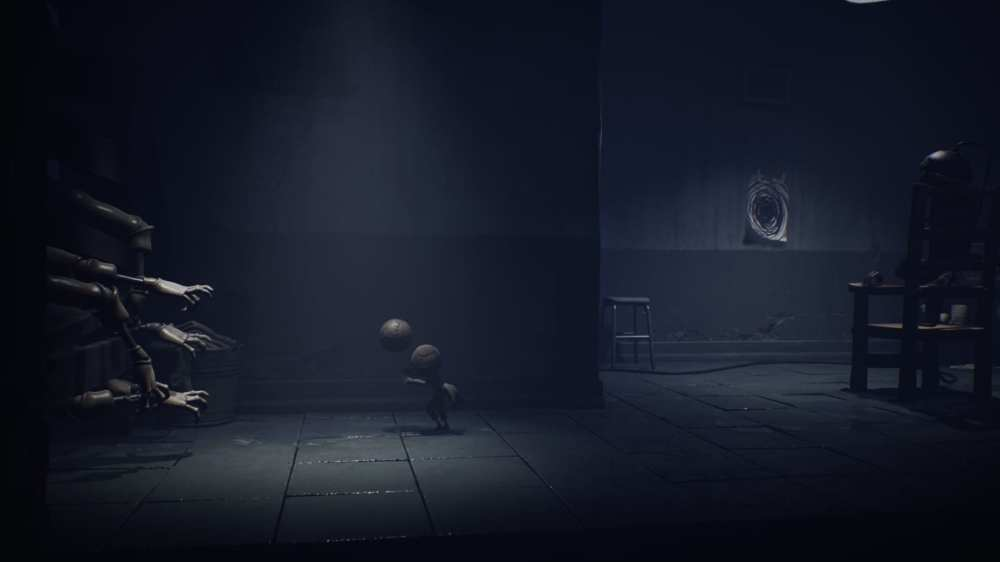 little nightmares 2 medicine ball trophy