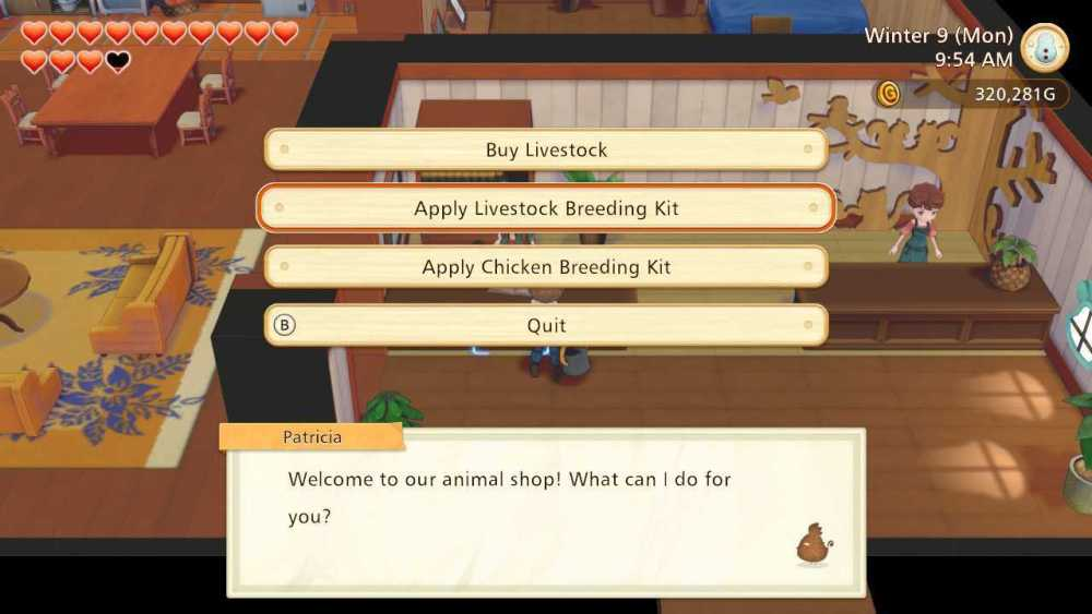increase animal produce quality story of seasons pioneers of olive town