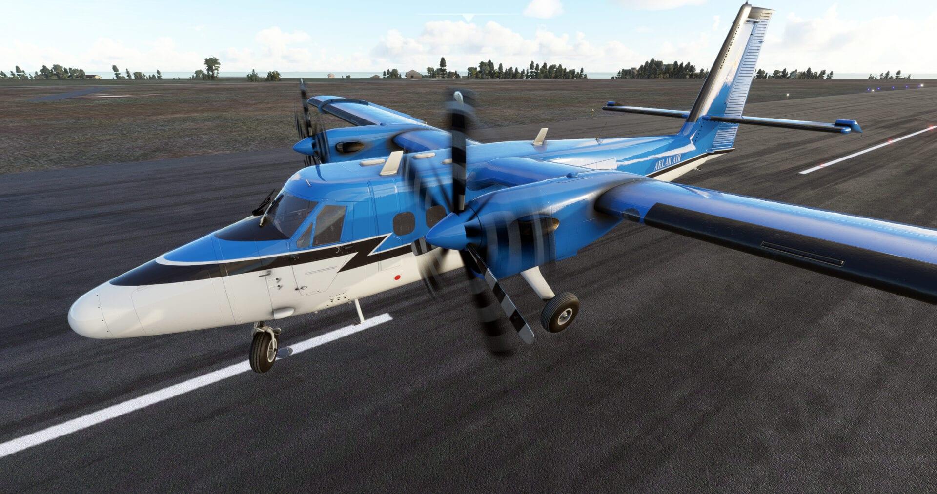 Aerosoft Twin Otter