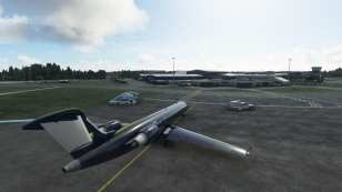 Microsoft Flight Simulator London Oxford Rewiew
