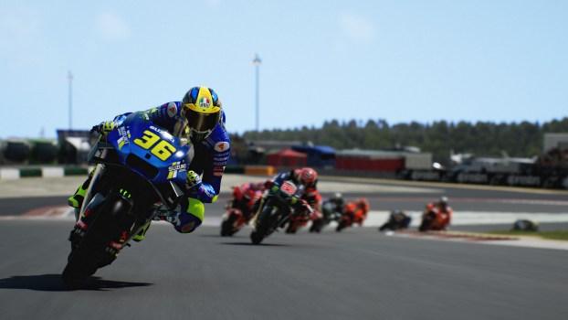 MotoGP 21 (PS4/PS5/Xbox One/Xbox Series X S/PC/Switch)