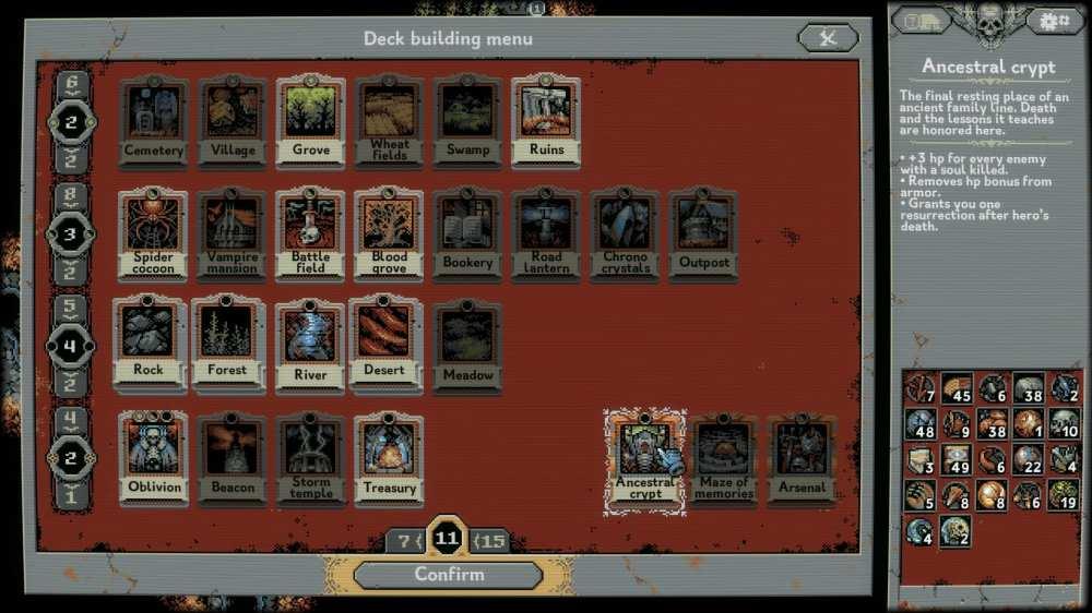 loop hero golden cards