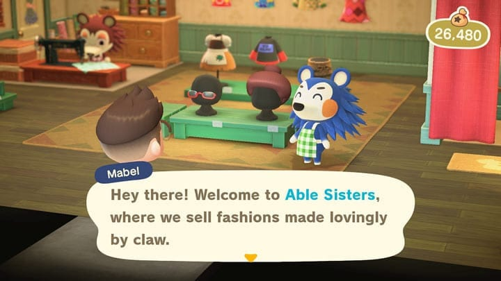 able sisters store second year