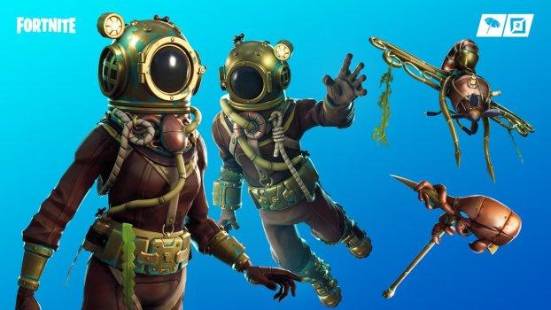 30. Deep Sea Destroyer & Deep Sea Dominator