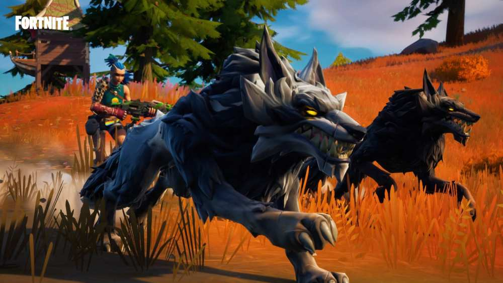 fortnite tame animals