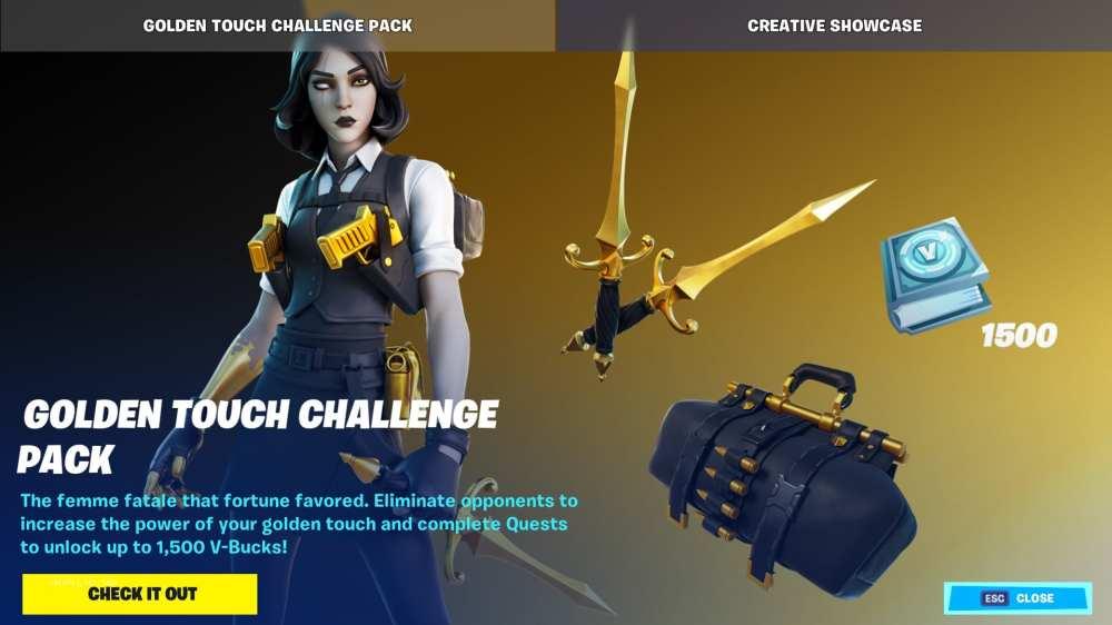 fortnite marigold challenges
