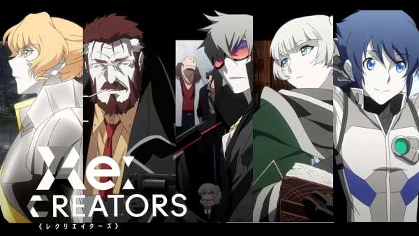 Re:Creators, Anime Like The Devil Is a Part-Timer