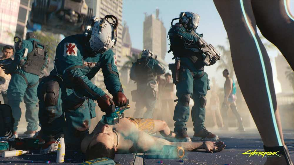 cyberpunk 2077 patch