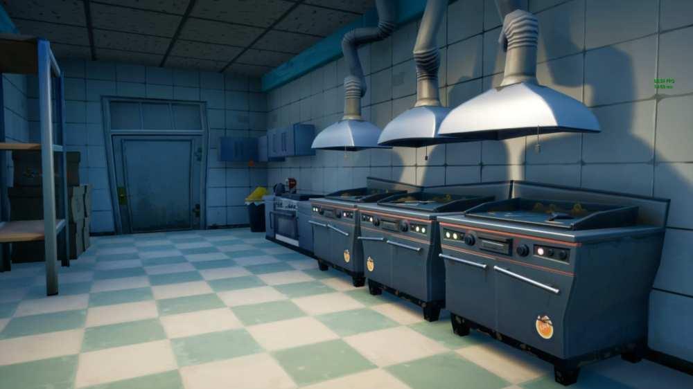 fortnite restaurant kitchens