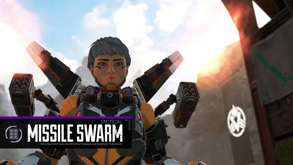 Apex Legends Valkyrie Abilities Tactical