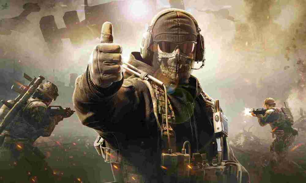 Can You Match These Call of Duty Levels to Their Game? Take This Quiz to Find Out