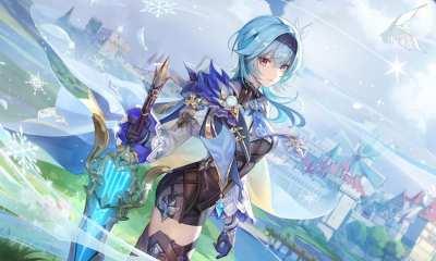 Genshin Impact Eula