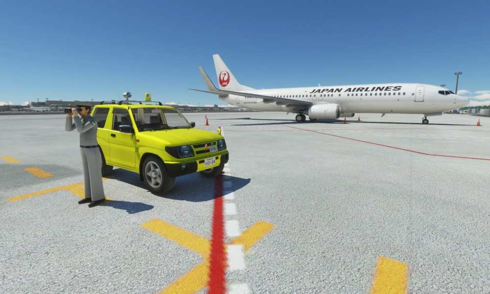 You Can Now Drive a Car in Microsoft Flight Simulator With a Free Add-On