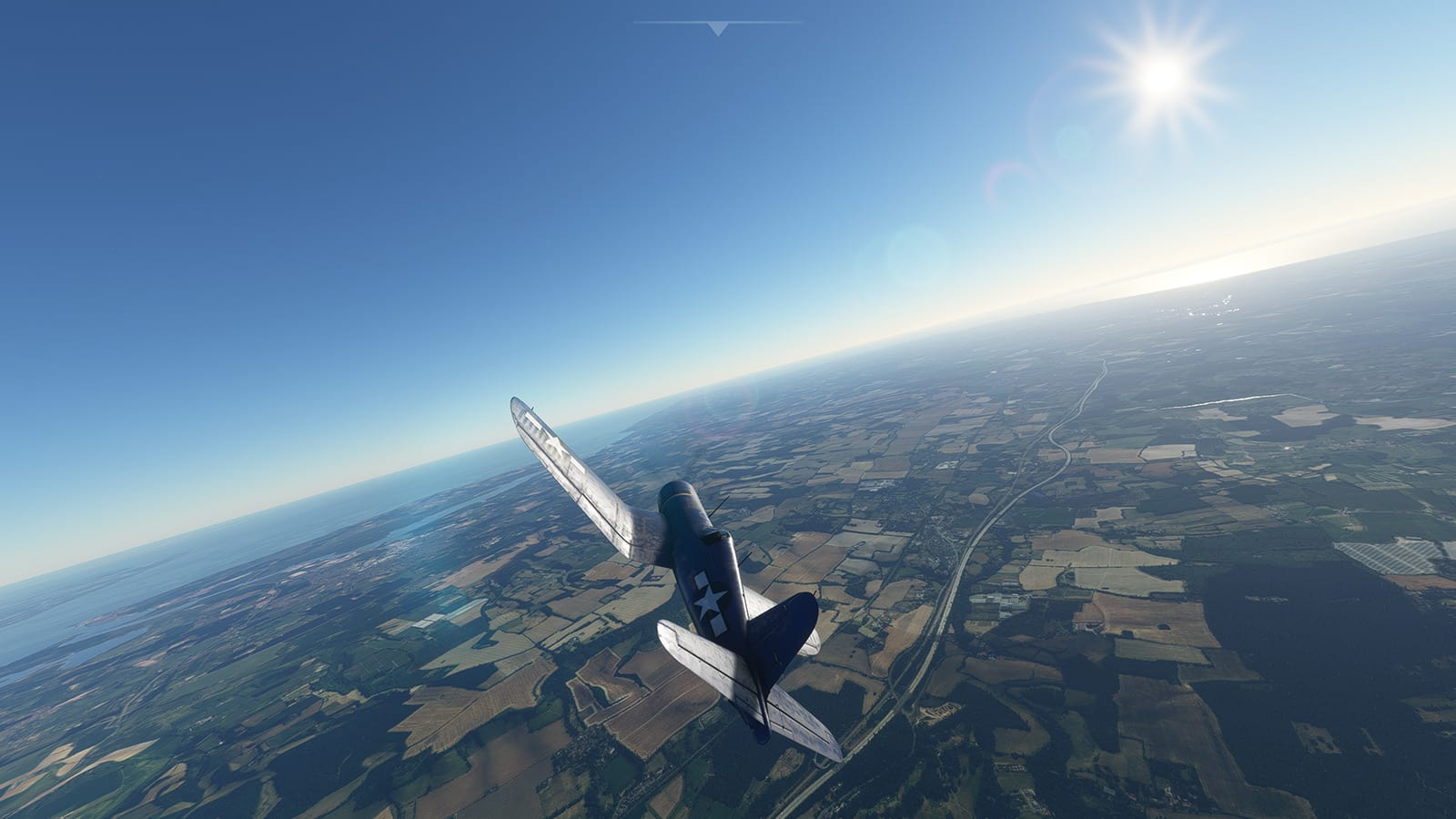 Microsoft Flight Simulator FG-1D Corsair Released By ...