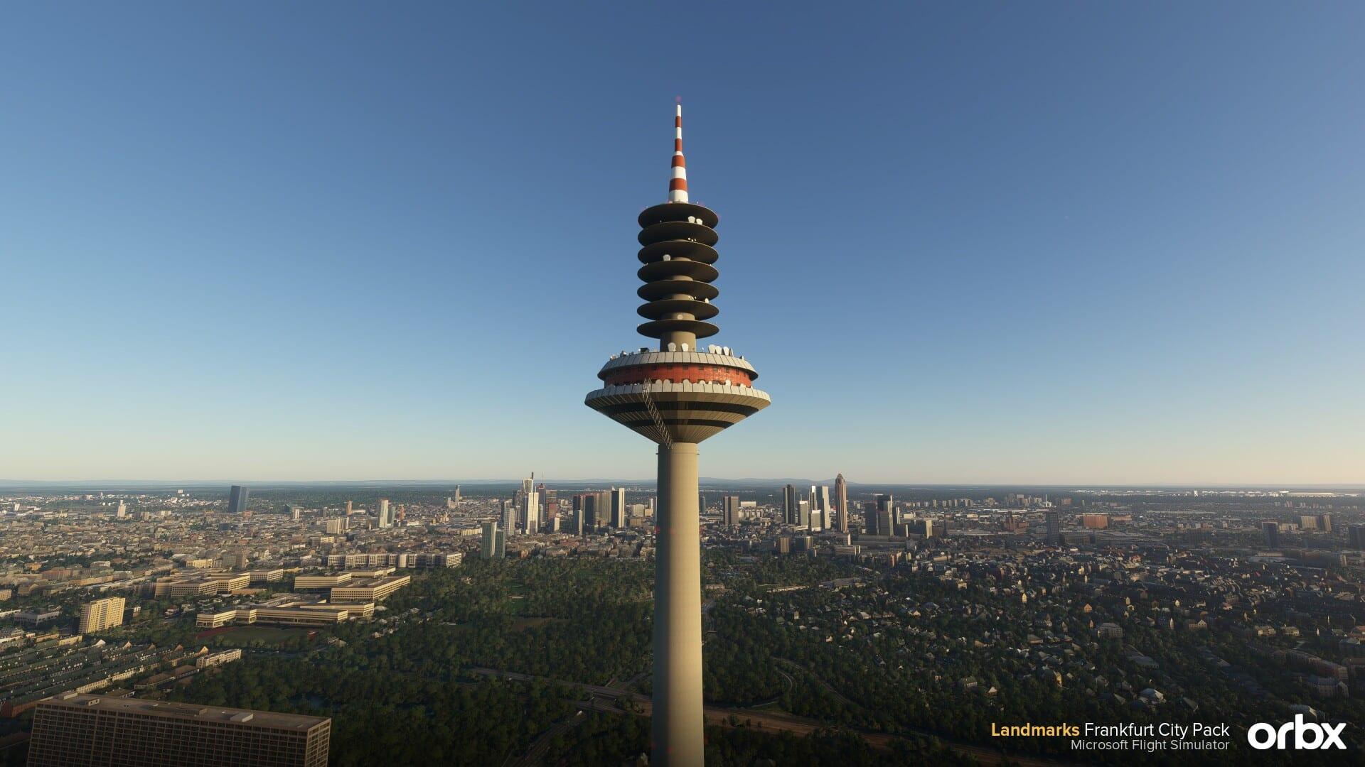 Microsoft Flight Simulator Frankfurt