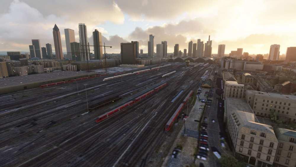 Microsoft Flight Simulator Frankfurt Review