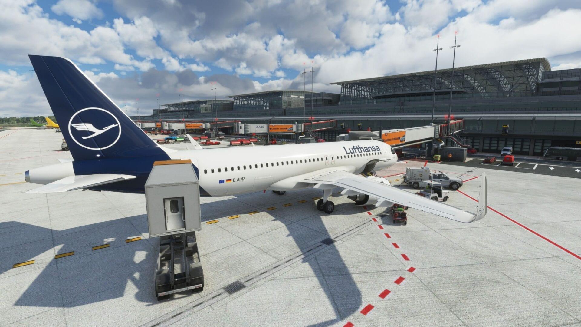 Hamburg Airport for Microsoft Flight Simulator Critic Review