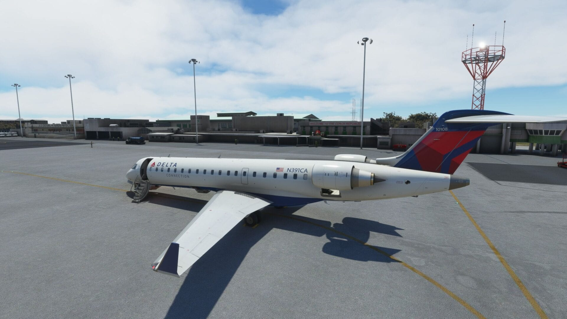 Key West Airport From Microsoft Flight Simulator Critic Review