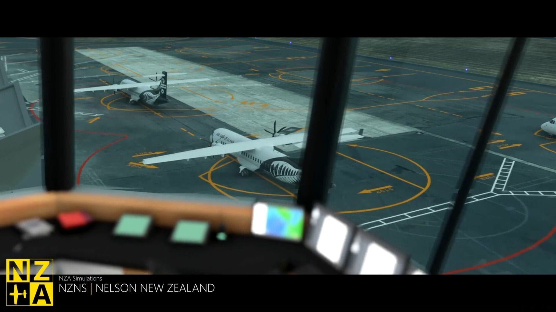 Coventry Airport Gets New Screenshots; Nelson Gets Teaser Video