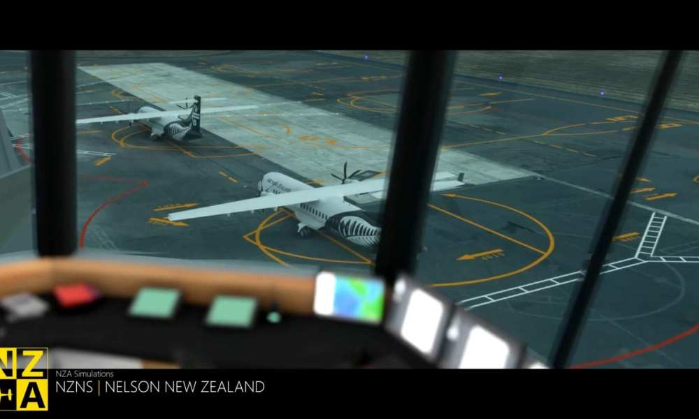 Microsoft Flight Simulator – Coventry Airport Gets New Screenshots; Nelson Gets Teaser Video