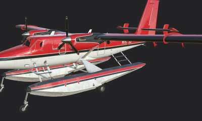 Microsoft Flight Simulator Twin Otter