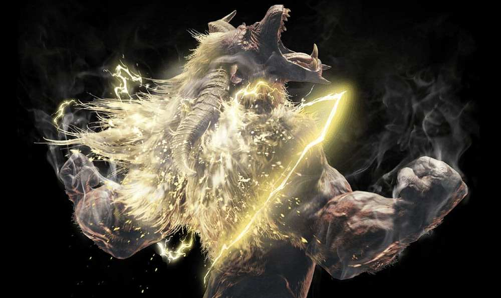 Monster Hunter Collaboration With Amino Acid Supplement in Japan Promises the Power of Rajang