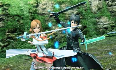 Phantasy Star Online 2 Sword Art Online