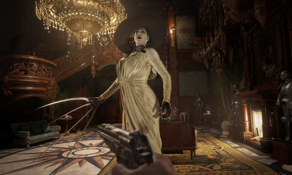 Resident Evil Village Gets Disturbing New Screenshots Showing Main Game & The Mercenaries Mode