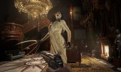 Resident Evil Village, Lady Dimitrescu Resident Evil