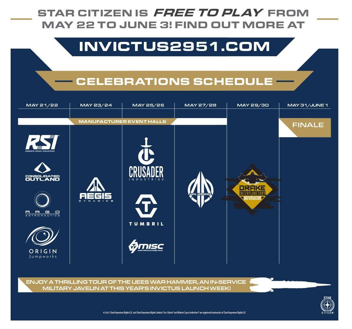 Star Citizen Invictus
