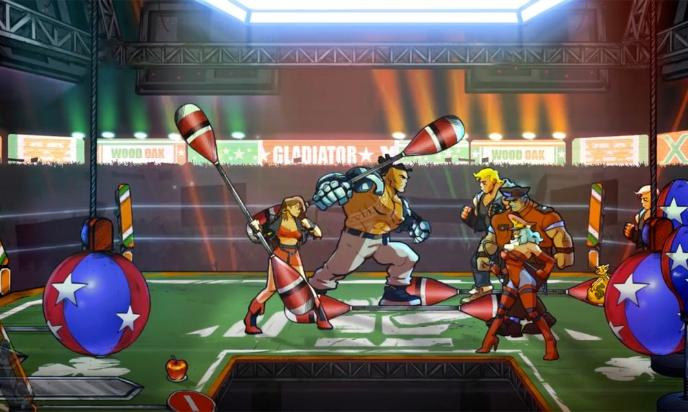 Streets of Rage 4 Mr. X Nightmare DLC Coming Later This Year