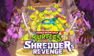 TMNT Shredder's Revenge