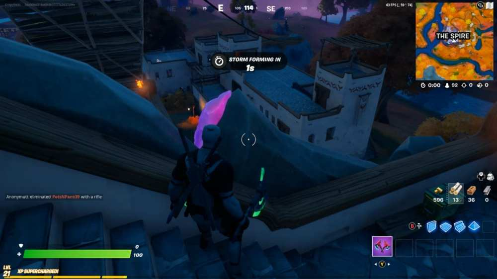 fortnite resonant crystal locations, fortnite don a disguise