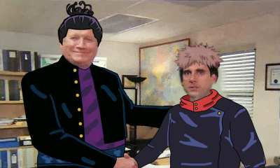 JuJutsu Kaisen, anime memes