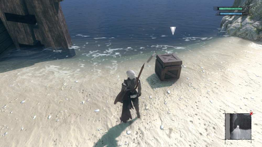 Nier Replicant Scattered Cargo Quest Guide