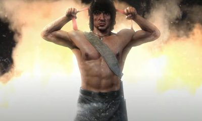 Call of Duty Rambo