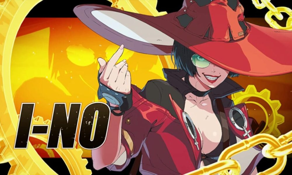 Guilty Gear -Strive- for PS5, PS4, & PC Gets Video Guide for I-No Ahead of New Open Beta