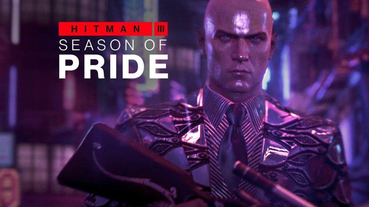 IO Interactive показала  обновления для Hitman 3 Season of Pride DLC