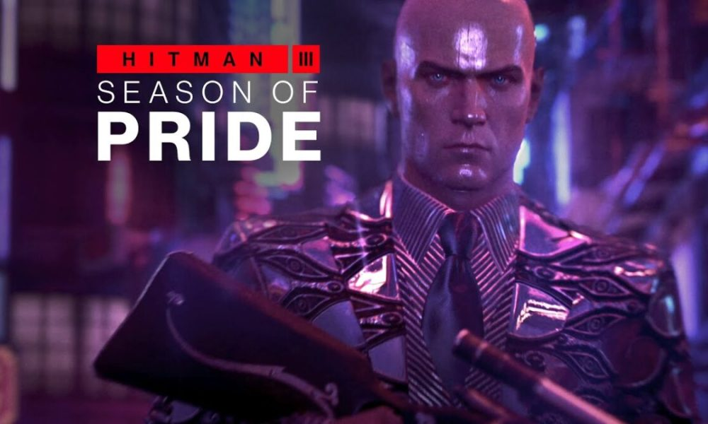 Hitman 3 Season of Pride DLC Starts Today With New Gear