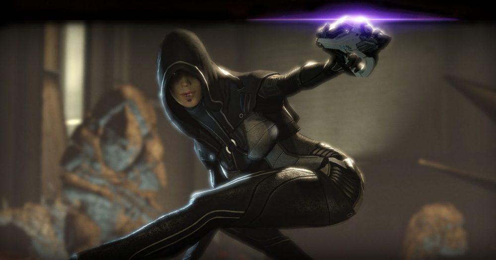 Mass Effect 2 Kasumi loyalty