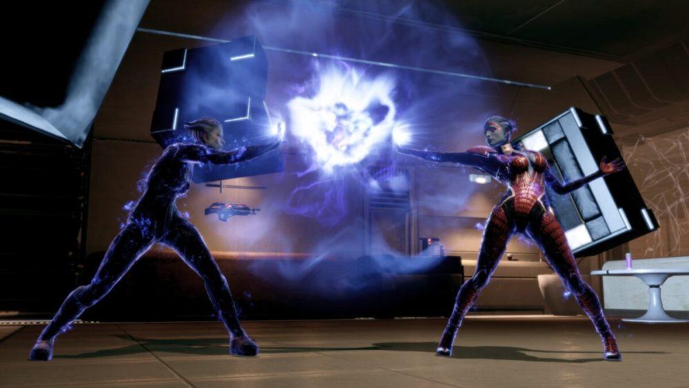 Mass Effect 2 Samara Morinth loyalty